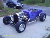 1923 Ford T Bucket with 1970 355 sbc with mild comp