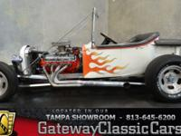 Stock #521-TPA 1923 Ford T Bucket $14,995  Engine: 454