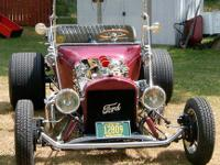 1923 Ford T-Bucket Ford T-Bucket. California VIN# from