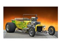 1923 Ford T-Bucket (CA) - $30,000 Yellow exterior paint