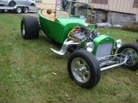 1923 T (registered as 23 Ford Roadster). Well known