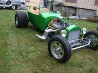 1923 T (signed up as 23 Ford Roadster). Renowneded