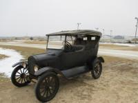 This is one of the best original Model T Ford. It has