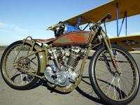 This very rare and original 1923 Harley Davidson
