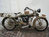 Very nice classic British veteran with a fully rebuilt