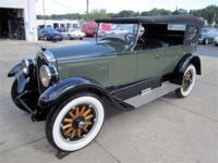 1924 buick touring for sale in springfield ohio classified. Black Bedroom Furniture Sets. Home Design Ideas