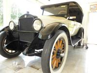 1924 Studebaker big six model EK series 24 four-door