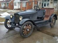1924 Willys Overland. A great project car it has a
