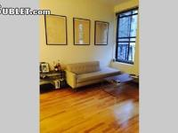 Open, bright and spacious 1 bedroom apartment in