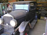 1925 Flint 4 Door Sedan For Sale in Livermore,