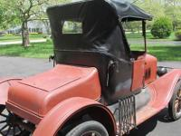 1925 Ford Model T Turtle Back (NJ) - $14,000 5,000