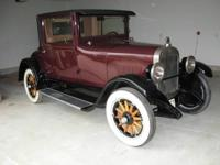 1925 Maxwell Coupe for sale (OH) - $27,500 REDUCED