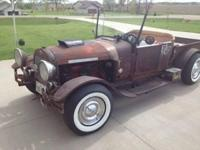 1925 Rat Rod Truck, Very nice 1925 Rat Rod Truck, Disc