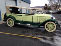 "1926 Cadillac 314 Seven Passenger Touring Car  ""Acquire"