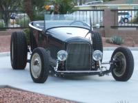 1926 Ford Street Rod Roadster. The custom powder coated