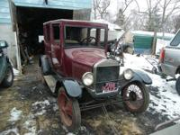 1926 Model T 4 door for sale (NY) - $22,395. Runs and