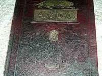 I have a nice year book from 1926 . Stivers high school
