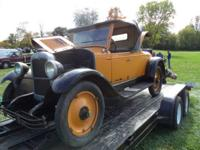 1927 Chevrolet Roadster ..Model AA Capitol ..All