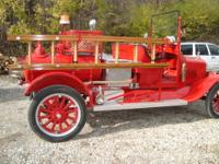 1927 Ford American LaFrance Fire Truck ..Restored