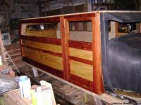 1927 Ford 2 door sedan woodie body with