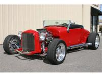 1927 Ford Track T roadster. 415 ci Smedding Performance