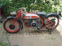 This is a beutifull engine in this bike and has a