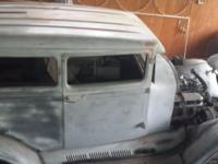 ***Not Running*** All steel ,289 Auto 9inch rear end,
