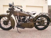 1928 Harley Davidson JDH is the most desirable