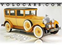 PACKARD OUT SOLD CADILLAC 3 - 1 IN 1928.nbsp; IT WAS