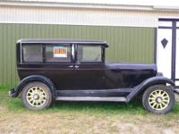1928 Whippet for sale (MI) - $9,900. FOR SALE: 1928