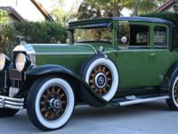 This 1929 Buick Series 121 Model 29-48 Two Door Coupe