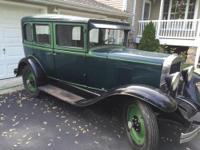 1929 Chevy Sedan 5