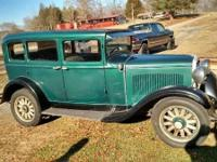 1929 Dodge Sedan for sale (SC) - $17,500. '29 Dodge