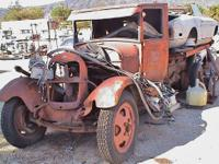 1929 Ford AA Truck 4Cyl. No VIN. No Title. Condition: