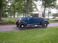For Sale 1929 Model A Cabariot Restored 4 years ago Has