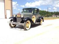 1929 Ford Model A for sale (TX) - $16,495. '29 Model A