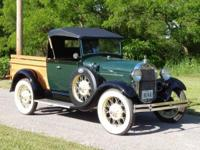 1929 Ford Model A Roadster for sale (OH) - $21,900.