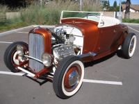 1929 Ford Model A Roadster Highboy. This true roadster