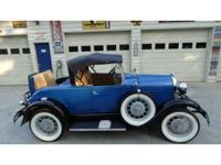 FOR YOUR CONSIDERATION I have for sale a 1929 Model A