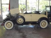 Very great 1929 (1980) Shay Model Roadster with a