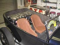 This is a nice 1929 Ford Phaeton