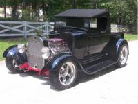 This is an excellent example of a 1929 Ford Roadster