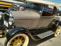 1929 Ford Roadster (TX) - $25,000 Exterior:Gray