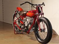 1929 Indian 101 Scout Hill Climber Serial # DGP1842A