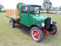 Up for auction is this sweet 1929 International truck.