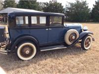 Year : 1929 Make : Marmon Model : Roosevelt Exterior