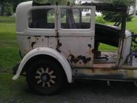 For Sale: 1929 Nash Special Six Body Parts for