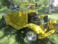 for sale 1929 nash street rod automobile. trans., 350