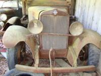 This listing is for a 1929 Chevrolet Truck. It is a one