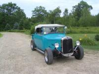 Up for sale- One complete custom built 1929 Ford Street